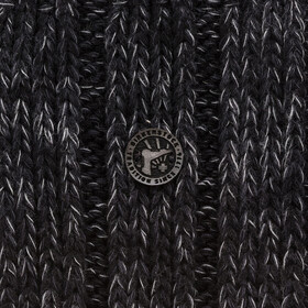 Birkenstock Cotton Twist Chaussettes Femme, black